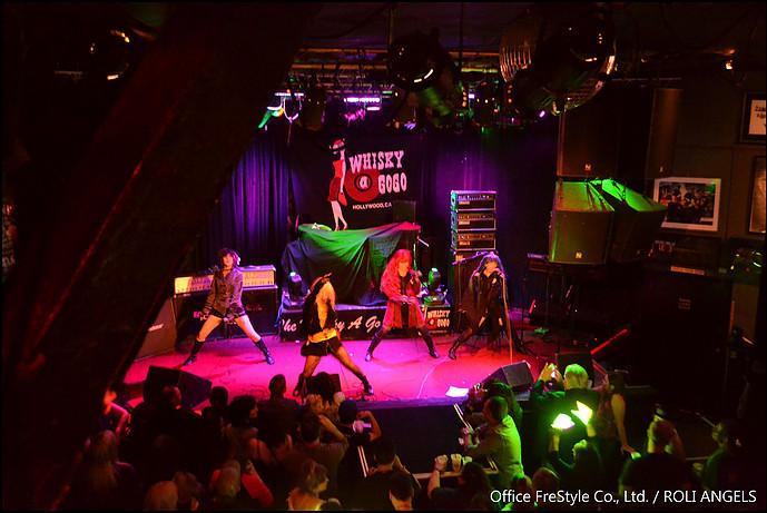 フリーダム・オーディション開催。アメリカ、日本で歌う。